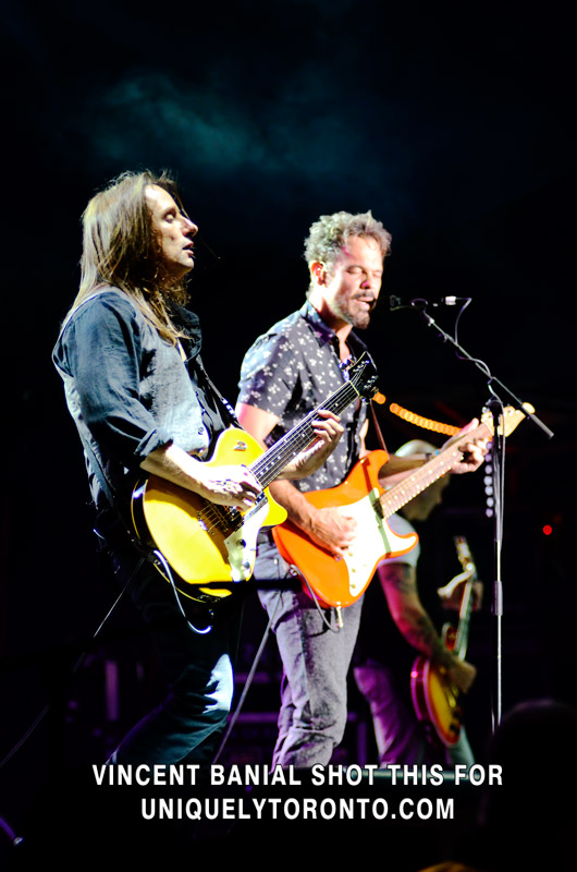 "Photo of the ""Big Wreck"" concert at WTFest in Brantford on June 13. Photo credit Vincent Banial"