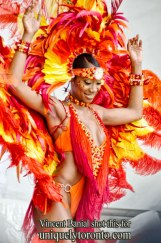 Photo from the Official Launch of the 2015 Scotiabank Toronto Caribbean Carnival. Photo credit Vincent Banial