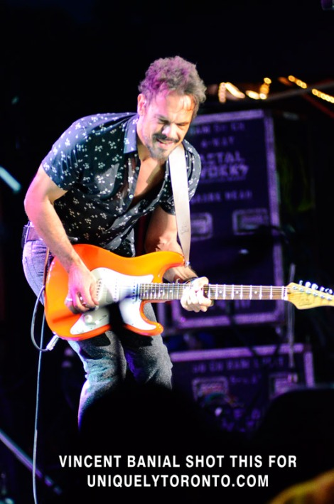 "Photo of ""Big Wreck"" at WTFest in Brantford 2015. Photo Credit Vincent Banial"