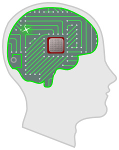 Artificail Intelligence graphic courtesy of https://wpclipart.com