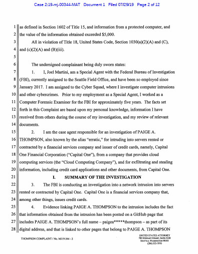 Paige Thompson Indictment - pg2